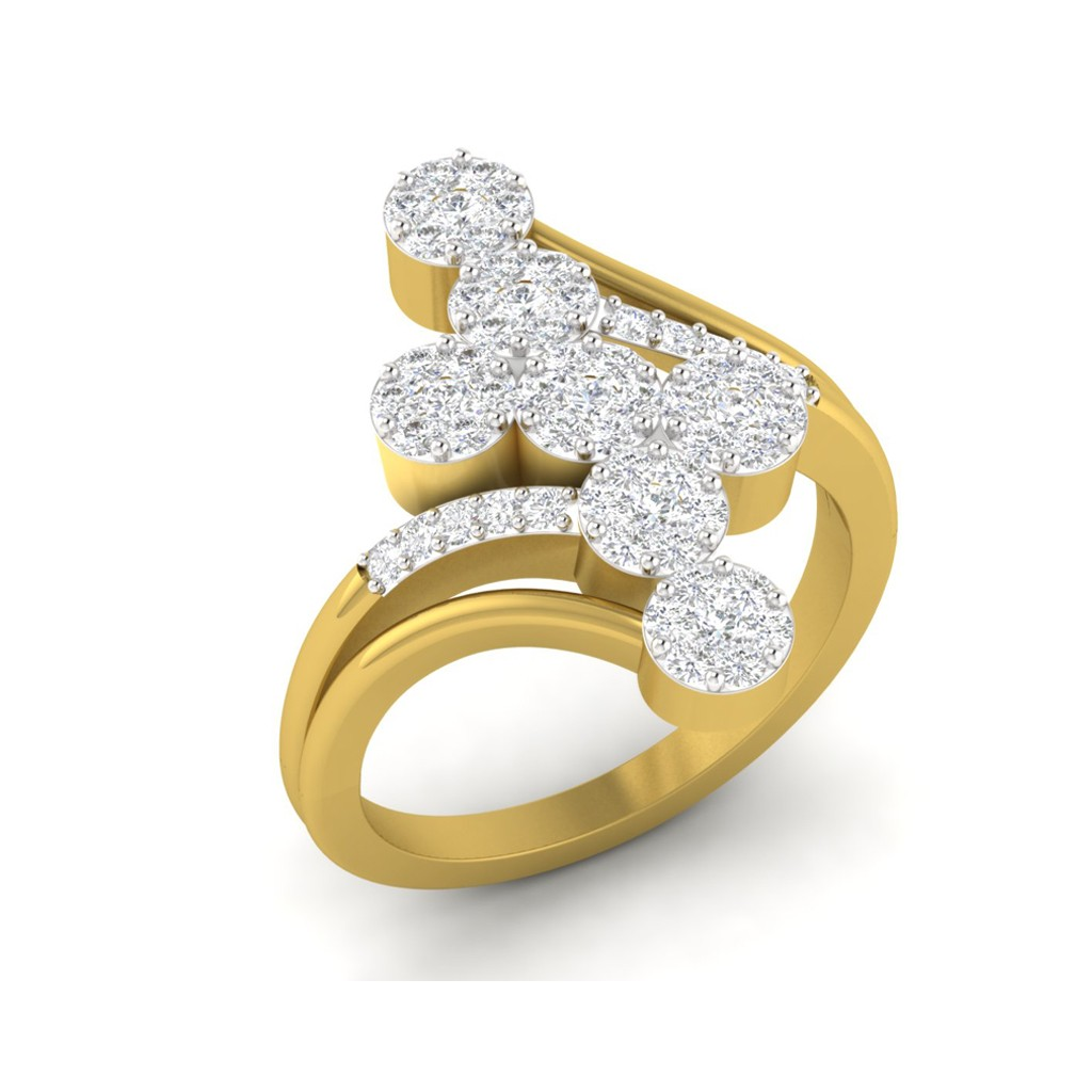 The Olivia Ring Diamond Jewellery At Best Prices In India