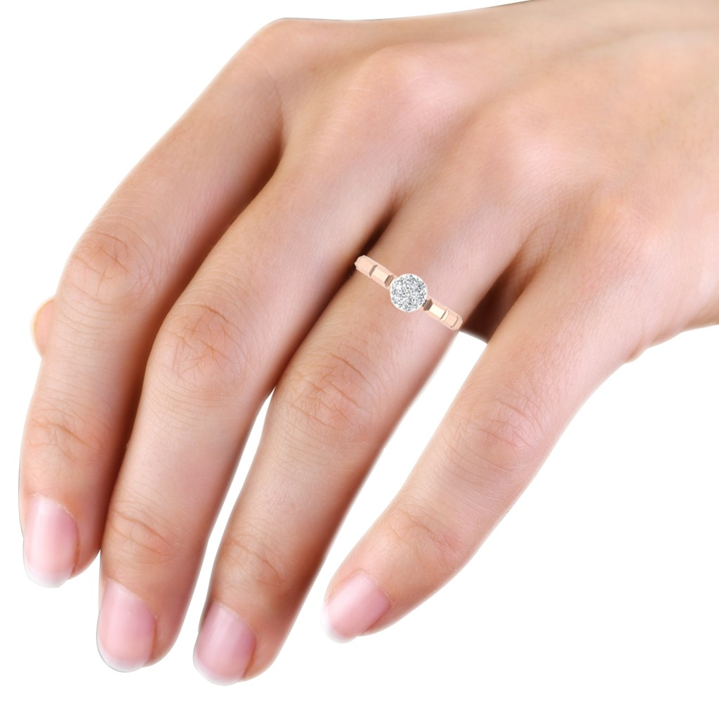 The Janet Ring - Diamond Jewellery at Best Prices in India ...