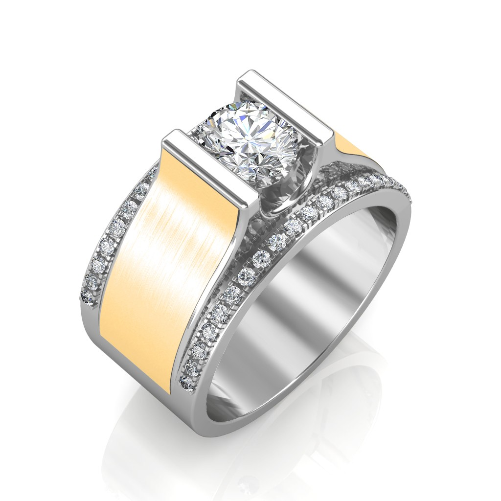 The Imperial Solitaire Ring Solitaire Diamond Rings At