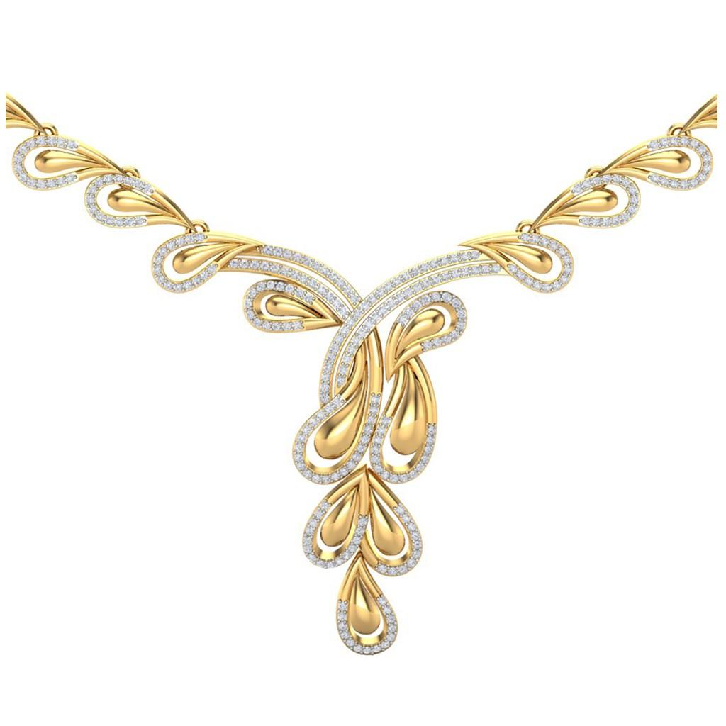 The Namisa Diamond Necklace