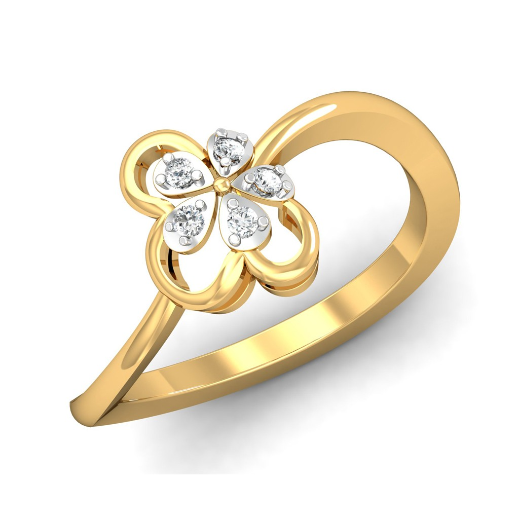 The Clover Leaf Ring