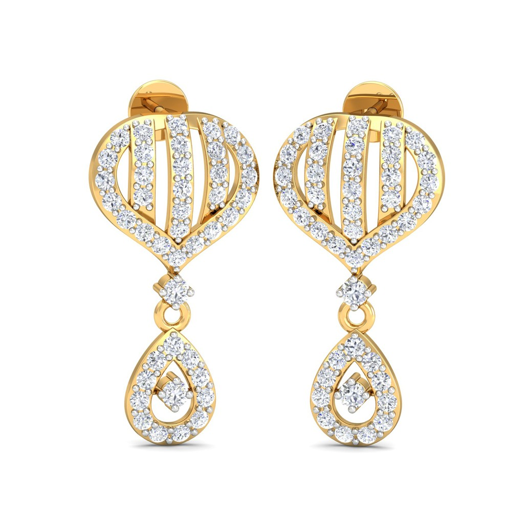 The Amrita Earrings