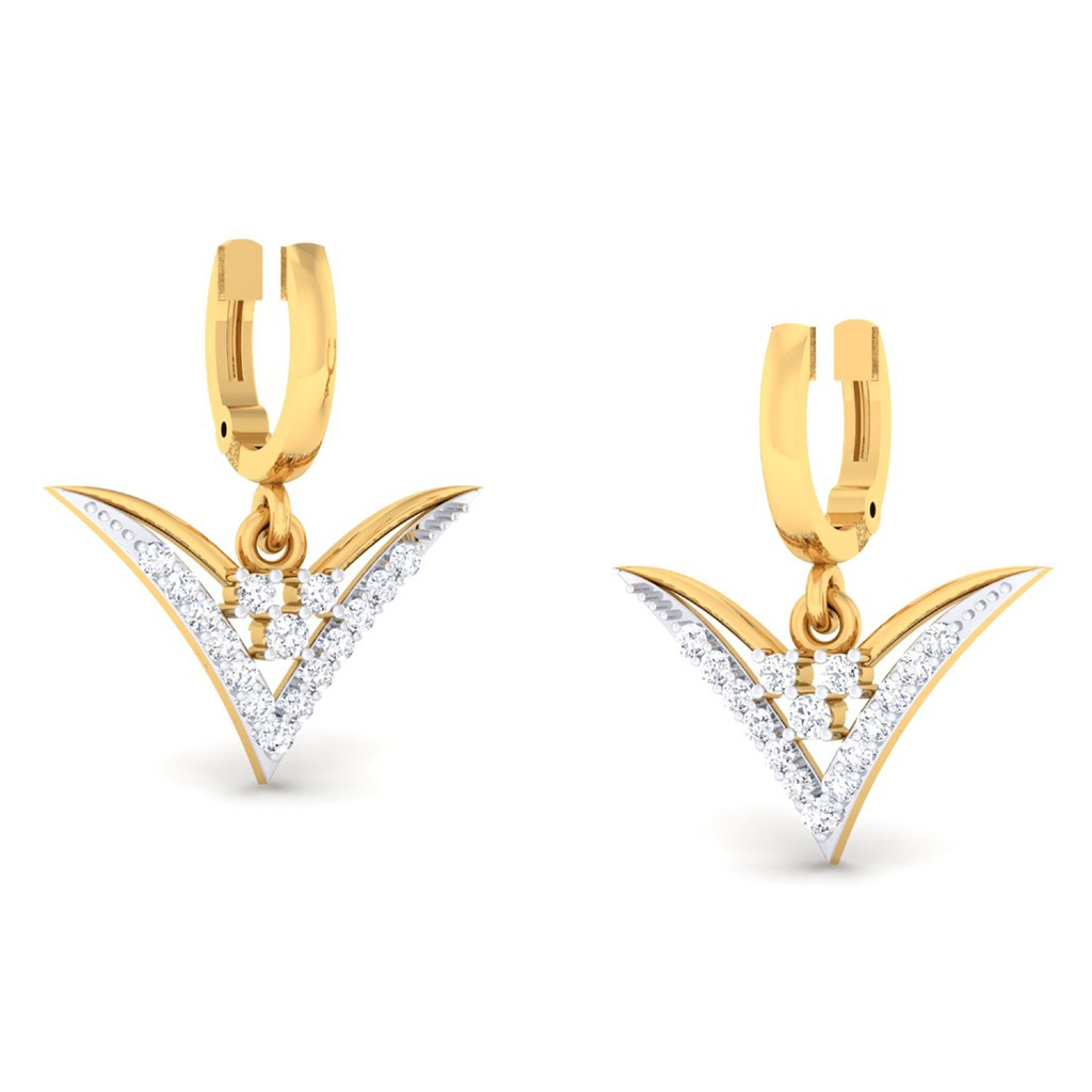 The Vinaya Earrings