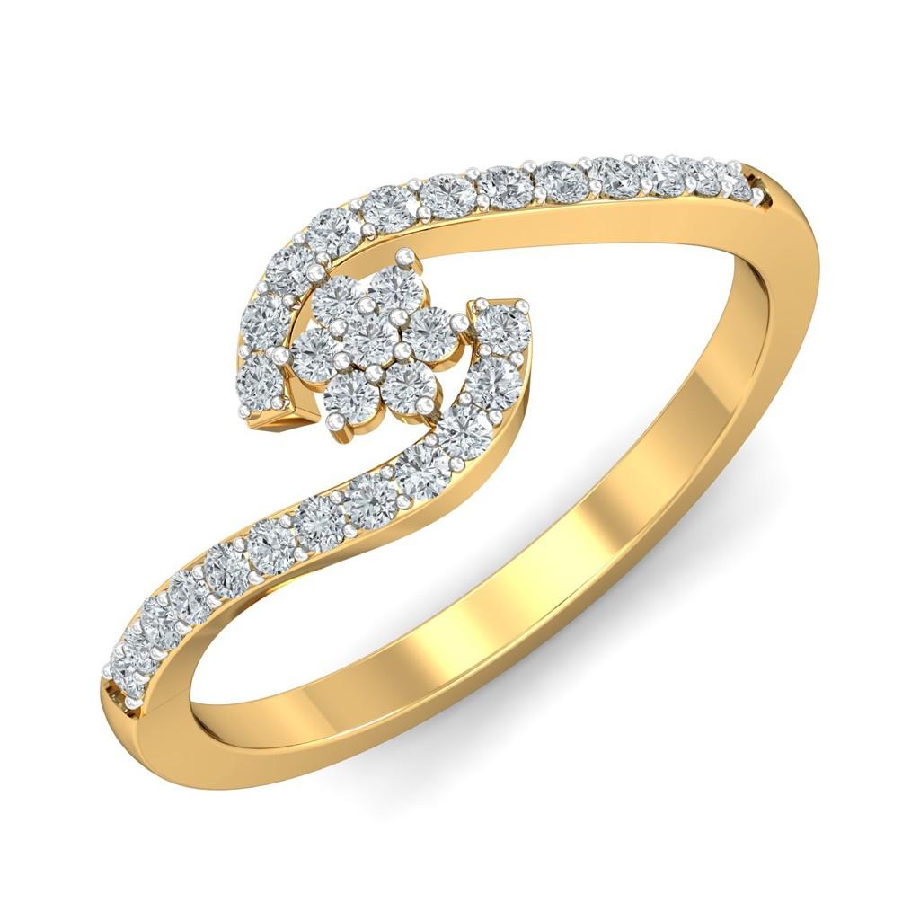 The Talisha Floral Ring
