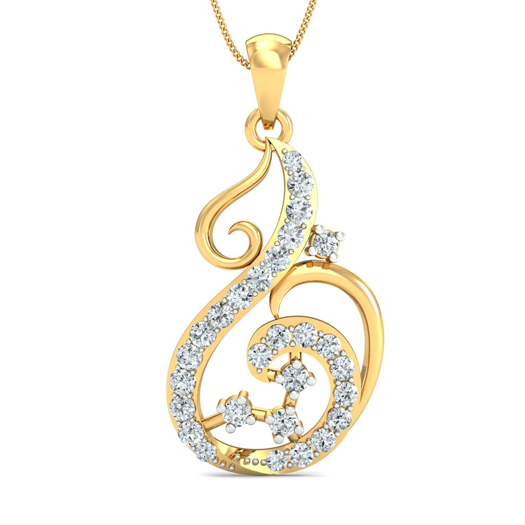 The Komal Pendant