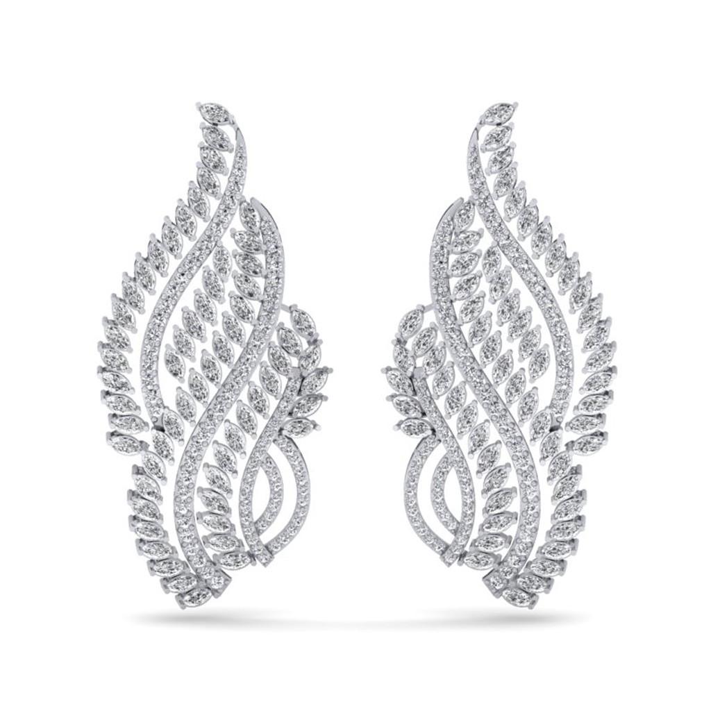The Divya Earrings