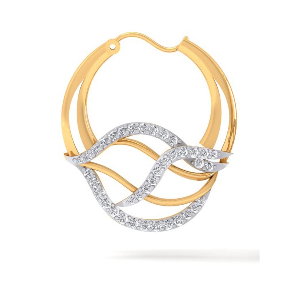 The Stylish Iris Earrings