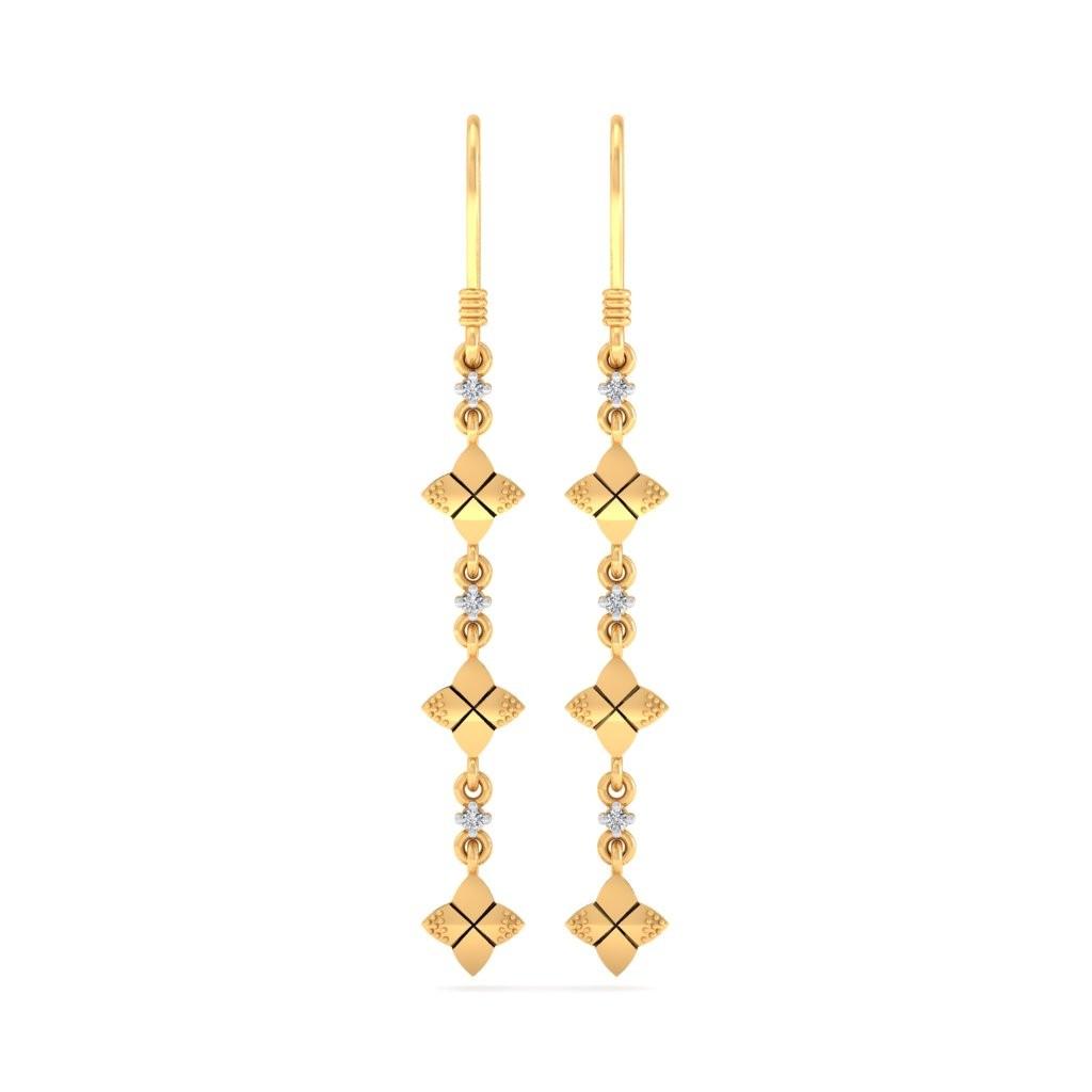 The Star Trail Earrings