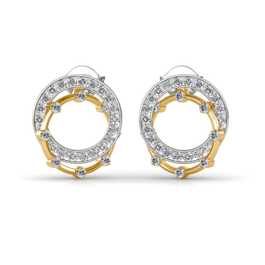 Dual Circa Earring