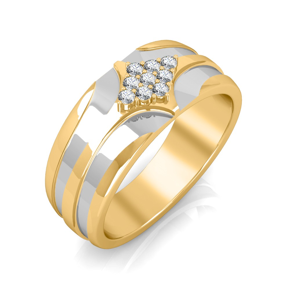 Wedding Rings For Men India: The Victory Ring For Him- Diamond Jewellery At Best Prices