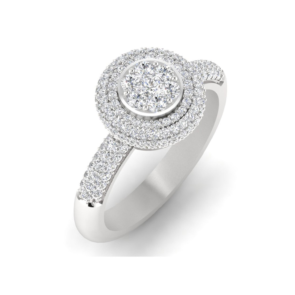 The Diamond Cer Ring Jewellery At Best Prices In India Sarvadajewels