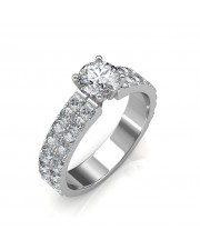 The Amyra Engagement Ring