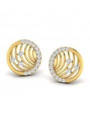 The Liri Circular Earrings