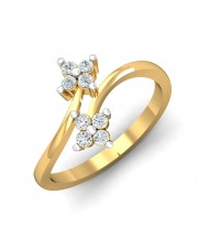 The Dual Floret Ring