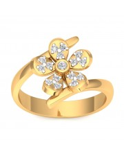 The Sarah Floral Ring