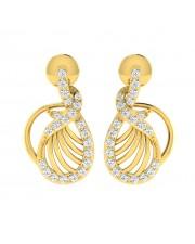 The Gilberta Diamond Earrings