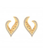 The Chevy Heart Earrings