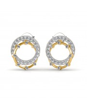 The Dual Circa Earrings