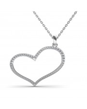 The Tryst Heart Pendant