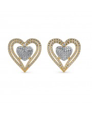 The Sweetheart Earrings