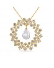 The Kara Pearl Pendant