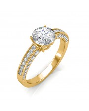 The Zest Love Engagement Ring