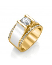 The Imperial Solitaire Ring
