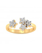 The Vani Floral Ring