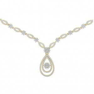 The Erina Diamond Necklace