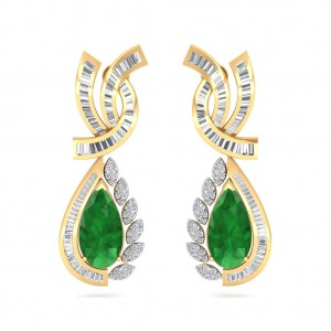 The Divyanka Earrings