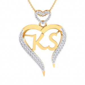 The Sofia Heart Pendant