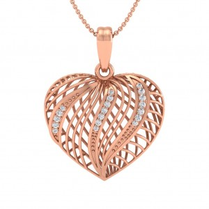 The Nitu Heart Pendant