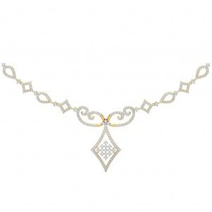 The Victoria Diamond Necklace