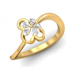 The Clover Leaf Ring