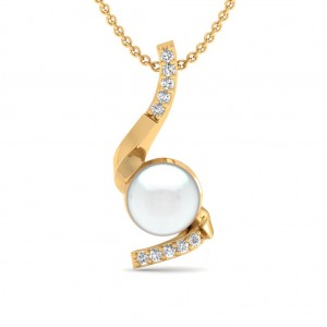 Astra Ziah Diamond Pendant
