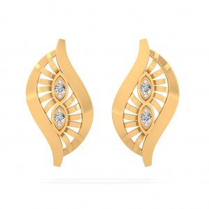 The Clarissa Diamond Earrings
