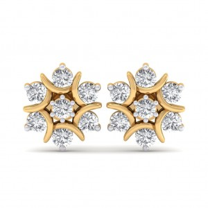 The Nova Naksh Diamond Earring