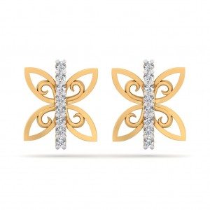 The Elena Butterfly Earrings