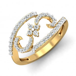 The Zanna Diamond Ring