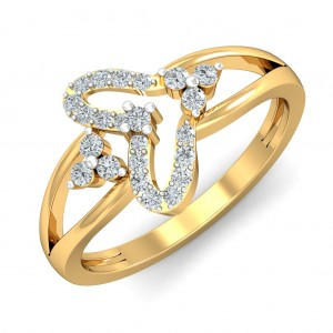 The Chelsy Heart Ring
