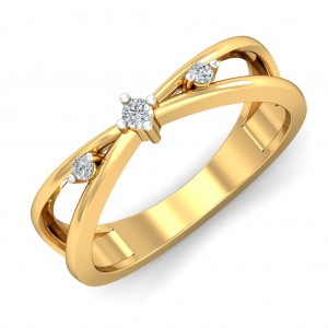 The Claire Infinity Ring