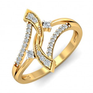 The Niti Ribbon Ring