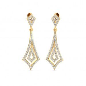 The Radiant Chandelier Earrings