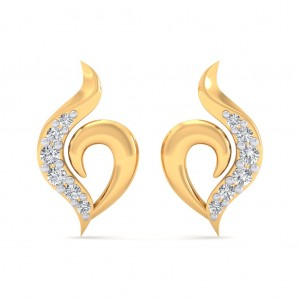 Vidonia Diamond Earring