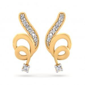 The Roman Twist Earrings