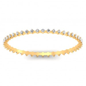 The Classic Diamond Bangle