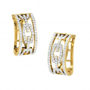 The Twish Diamond Earrings
