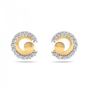 The Frida Diamond Earrings