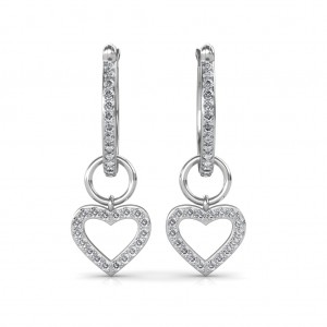 Love HEart Earring