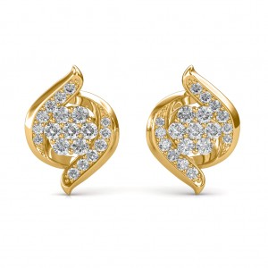 The Kate Stud Diamond Earrings